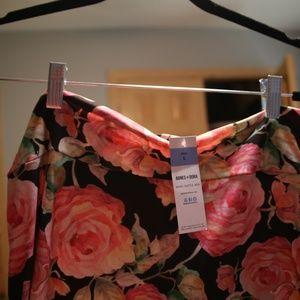 Agnes & Dora Skirts - Agnes & Dora  boho ruffle midi skirt